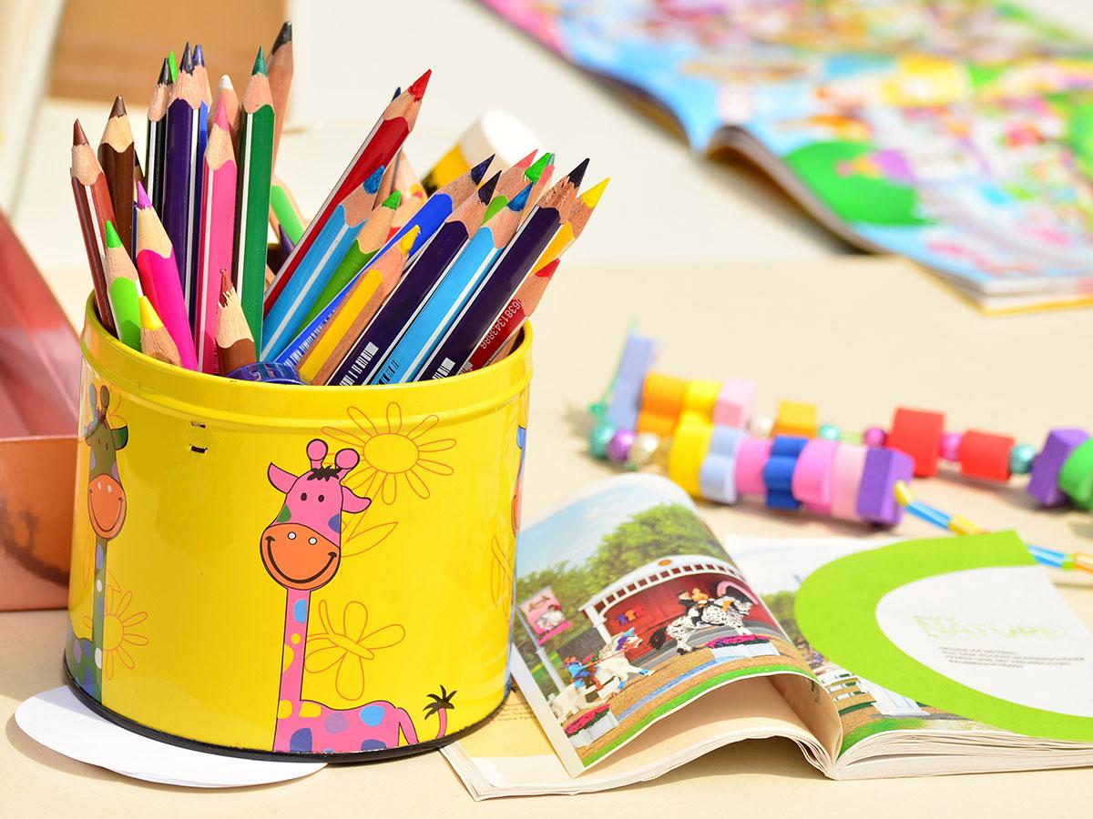 Dječji pribor za crtanje