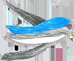 Dječji vrtić Lastavica logo